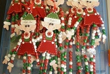 Christmas gifts/decorations / by Sindee Garlock