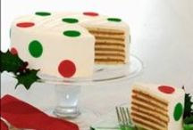 Holiday Cheer / A Collection of Holiday Winter Wonderland Favorites / by Caroline's Cakes