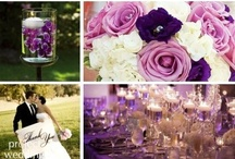 WOWedding - Purple & Silver Sparkle / Purple & Silver wedding theme