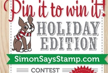 Simon Says Stamp / by Beate Johns
