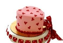 Lovable Sweets / A Collection of Valentine's Day Desserts or Gifts / by Caroline's Cakes