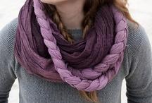 diy scarves / by Jessica Evans