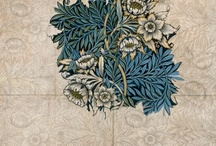 Patterns, Wallpaper and Beauty / The lush illustrations of William Morris defined the Arts and Crafts movement. Gorgeous and inspirational pieces of art.