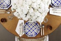 Tablescapes / Beautiful Centerpieces and elegant tables! / by Caroline's Cakes