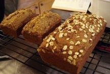 "Bread Recipes / ""This is that bread which came down from heaven: not as your fathers did eat manna, and are dead: he that eateth of this bread shall live for ever."" (John 6:58)  ""I have been young, and now am old; yet have I not seen the righteous forsaken, nor his seed begging bread."" (Psalm 37:25)"
