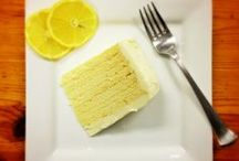 :: Lemon :: / Luscious lemon treats! / by Caroline's Cakes