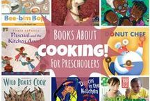 Yummy Stories for Kids / Here you will find books about food, cooking and health and lots of cooking activities with kids.