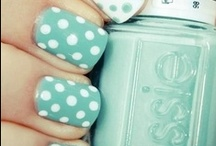 Pretty fingers and twinkle toes / Nail designs, tricks and tips. / by Paige Richards