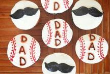 We ♥ Dads / by Caroline's Cakes