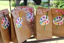 Kids Party Themes / by Rebekah Schrepfer