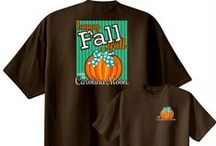 It's Fall Y'all / Celebrate fall with our Fall Y'all products! / by UnderTheCarolinaMoon