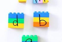 Alphabet Activities / Alphabet activities, learning the alphabet, learning to identify letters, abc's, letter activities, teaching kids their alphabet...no matter how you say it, you'll find what you need here!