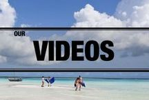 Our Videos / Get a real feeling for our camps & lodges with our latest videos