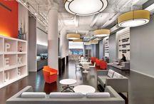 OFFICE DESIGN COMMERCIAL DEVELOPMENT / Office design, interiors, development, real estate