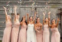 Bridesmaids / by White Orchid Weddings