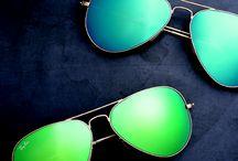 Sunglasses / Necklaces / by Paige Eichenberger