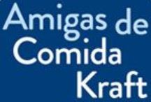 Amigas de Comida Kraft / Amigas de Comida Kraft compartiendo su pasión por la cocina