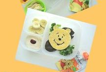 Storybook Bento Lunches / Bento lunch ideas that are based on children's literature and literacy learning.  Lots of fun back to school lunch ideas and new lunchbox ideas for a year of fun!