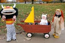Book Inspired Costume Ideas / Here you will find Halloween costume ideas for kids based on your favorite children's books.
