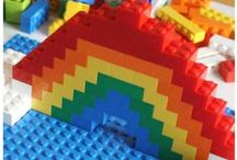 Lego Ideas / It's Lego mania on this board!  Ideas for building with Lego, Lego learning ideas, Lego masterpieces, Lego directions, Lego parties and more!