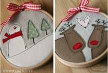 Cross Stitch & Embroidery-Christmas/winter