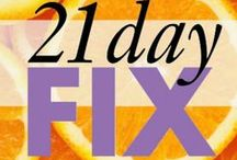21 Day Fix / by Sherri Kleyn