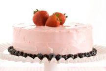 B A K E: Let Them Eat Cake