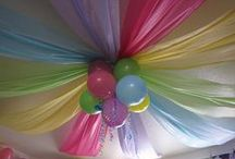 Birthday Parties / Creative Birthday Party ideas!