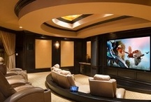Dream Media Rooms / by Shelly Patterson