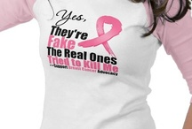 Breast Cancer Pink Ribbon / by Patti Fitzsimmons