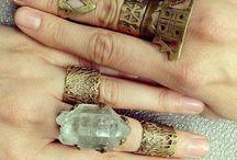 Jewelry / by Mary Ellen Leach