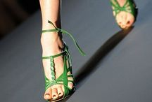 SHOES my love / Addicted to Expensive Footwear   / by Mary Ellen Leach
