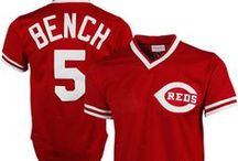 Cincinnati Reds Men's Apparel / When you want to be the best dressed guy in your row.  reds.com/shop