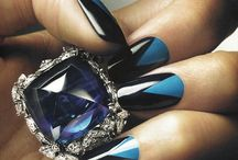 Nails / Polish Combos to keep things interesting ;) / by Mary Ellen Leach