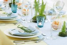 Tablescaping / by Mary Ellen Leach