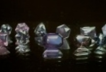 Gemstones / Ruby , spinel , sapphire and Tanzanite. Ethically mined and fair trade.