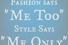 my style / by Allysa Sparrow