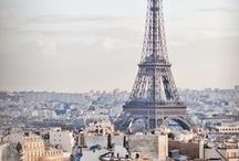 Inspiration - Paris / Inspiration in the City of Lights