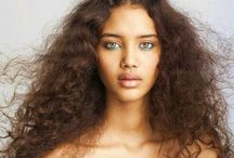 """Frizzy - Sexy - Windswept / Sexy Frizz dances a on a fine line between looking purposeful and ethereal and a frizzy mess. The look is reserved more for the """"edgy"""" risk takers. Its wild hair gone MAD but is still HOT"""