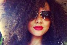 Curly L-O-V-E