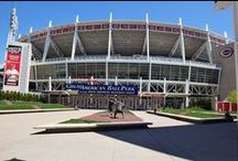Great American Ball Park / We feel we have the best ballpark in baseball. Here is some proof to back that up.