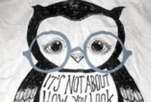 OWLsome!!! ]8>{ / by Francelin Lopez