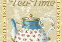 Tea,Teapots and Tea Parties