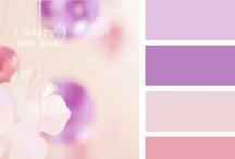 Color palettes / by Beatriz