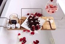 Valentines / Inspiration for Valentines Day arts and crafts, baking, recipes, decorations, outfits, gift ideas etc.