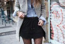 Avec style / Stylish / Fashion: stylish and inspiring women