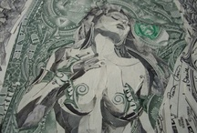 Art Money / Money is worth as art, nothing else