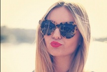 sunnies. / by MaCall McElhiney