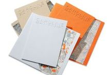 EWD - Stationery / Where our inspirations and imagination lead to...