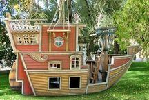 Zoe needs a playhouse! / by Jana Cress Miller